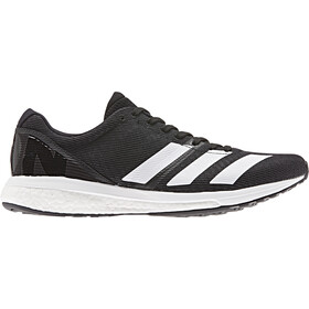 adidas Adizero Boston 8 Low Cut Schoenen Heren, core black/footwear white/grey six